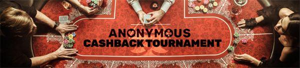 Турниры в казино Anonymous