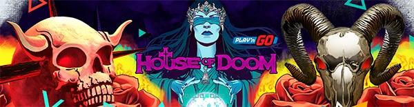 Популярный игровой автомат - House of Doom