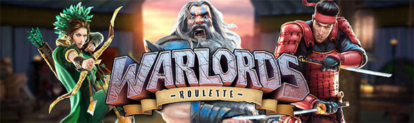 Warlords - рулетка для победителей!